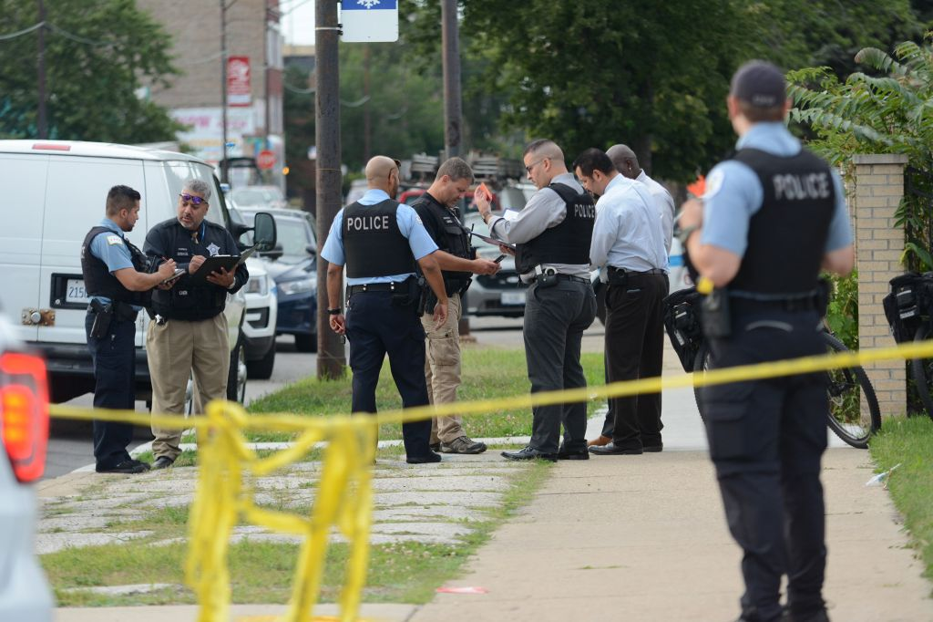 Chicago police: 'Inconsistencies' in man's claims that 3 people he killed were intruders