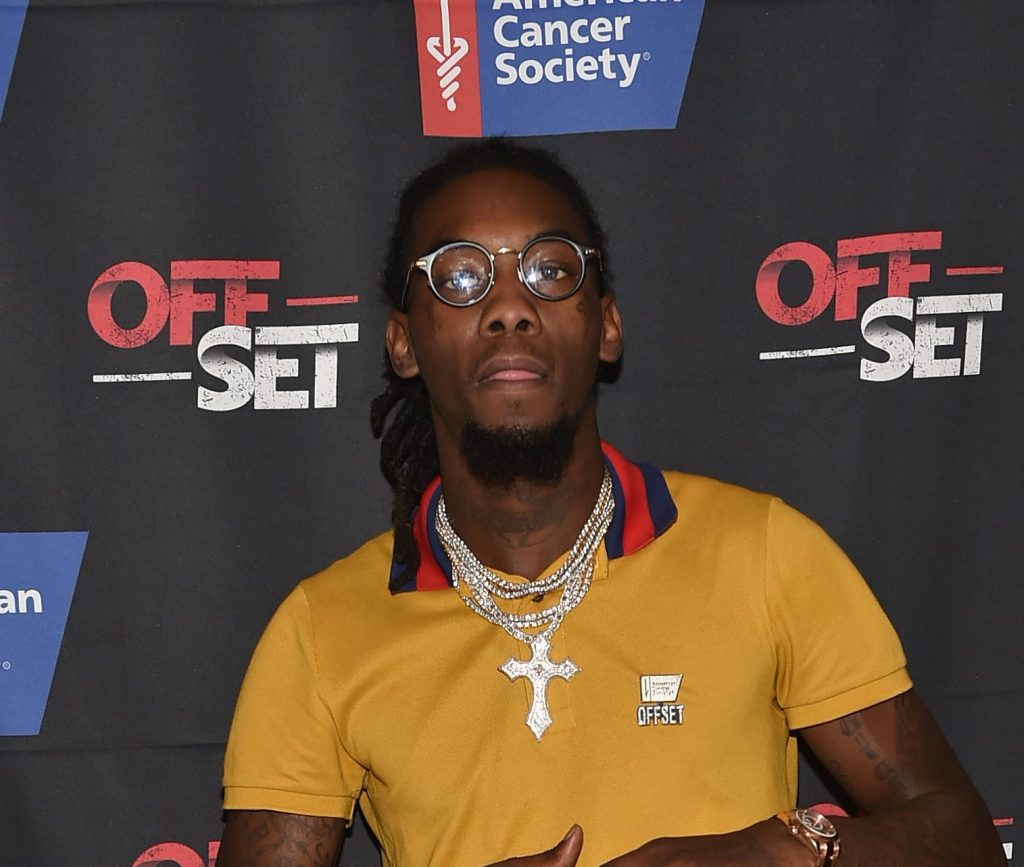 Rapper Offset Launches $500K Fundraising Campaign for the American Cancer Society