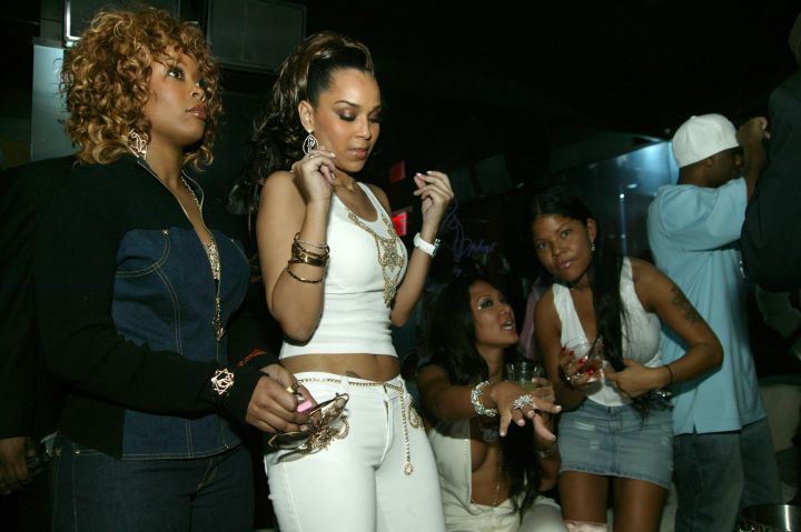 Olympus Fashion Week Fall 2005 - Baby Phat - After Party