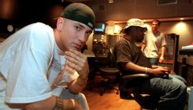 006120.CA.0411.eminem7.gf Eminem is a rap star and one of the most noteworthy figures in all of cont