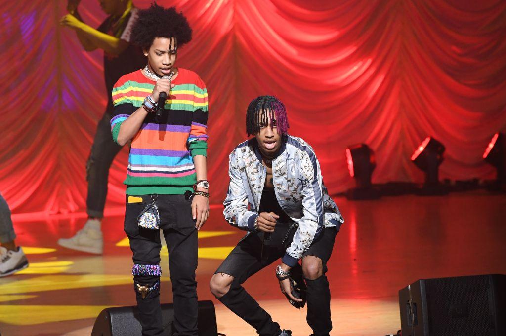 2017 BMI R&B/Hip-Hop Awards - Show