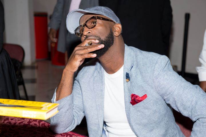 Rickey Smiley Promotes His Book 'Stand By Your Truth'
