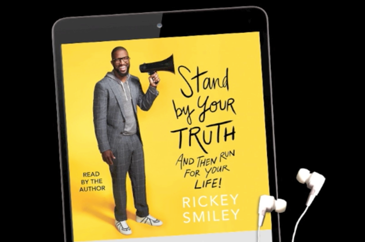 Rickey Smiley audio