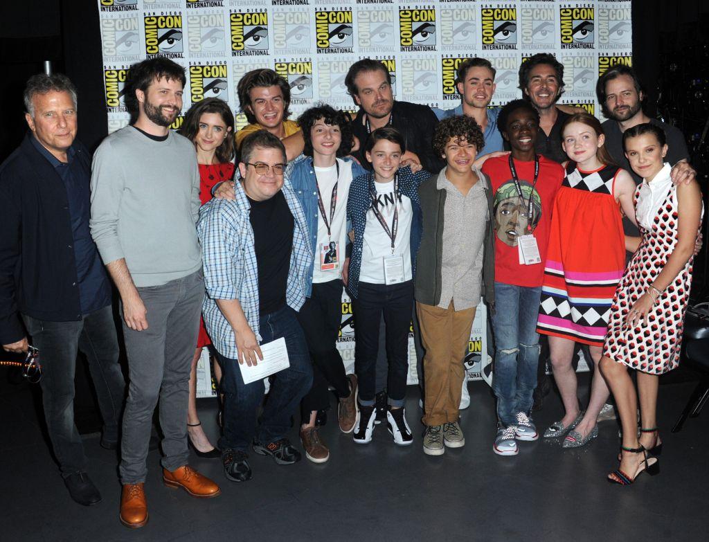 Comic-Con International 2017 - Netflix's 'Stranger Things' Panel