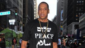 Jay Z, Beyonce,