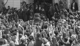 Funeral of George Jackson