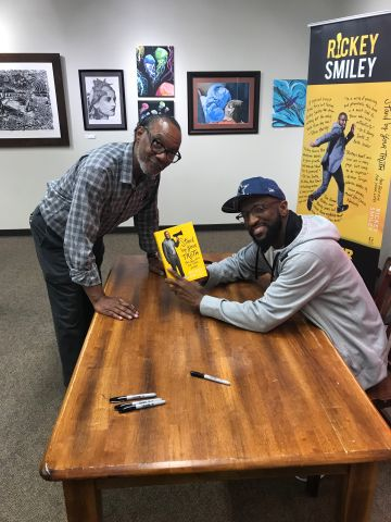 "Rickey Smiley ""Stand By Your Truth"" Book Signing In Dallas"