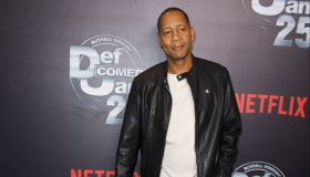 Netflix Presents Russell Simmons' 'Def Comedy Jam 25' Special Event - Arrivals