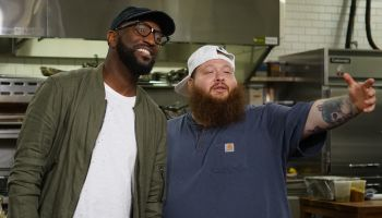 "Rickey Smiley On ""The Untitled Action Bronson Show"""