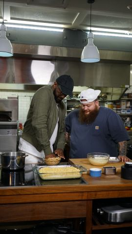 """Rickey Smiley On """"The Untitled Action Bronson Show"""""""
