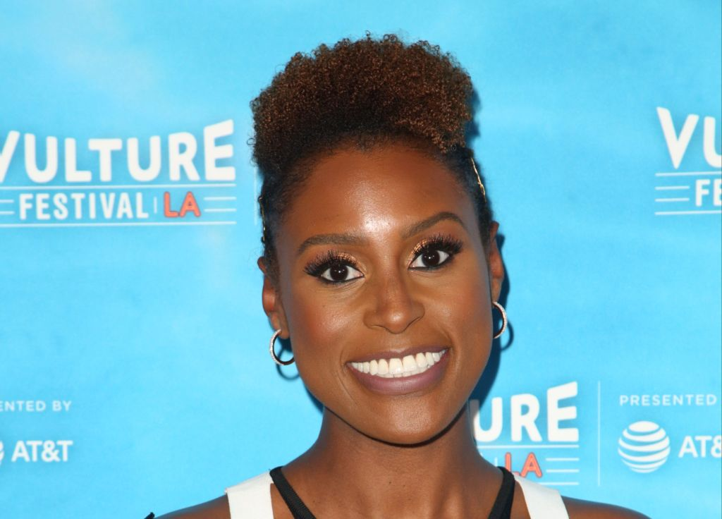 Issa Rae at the Vulture Festival