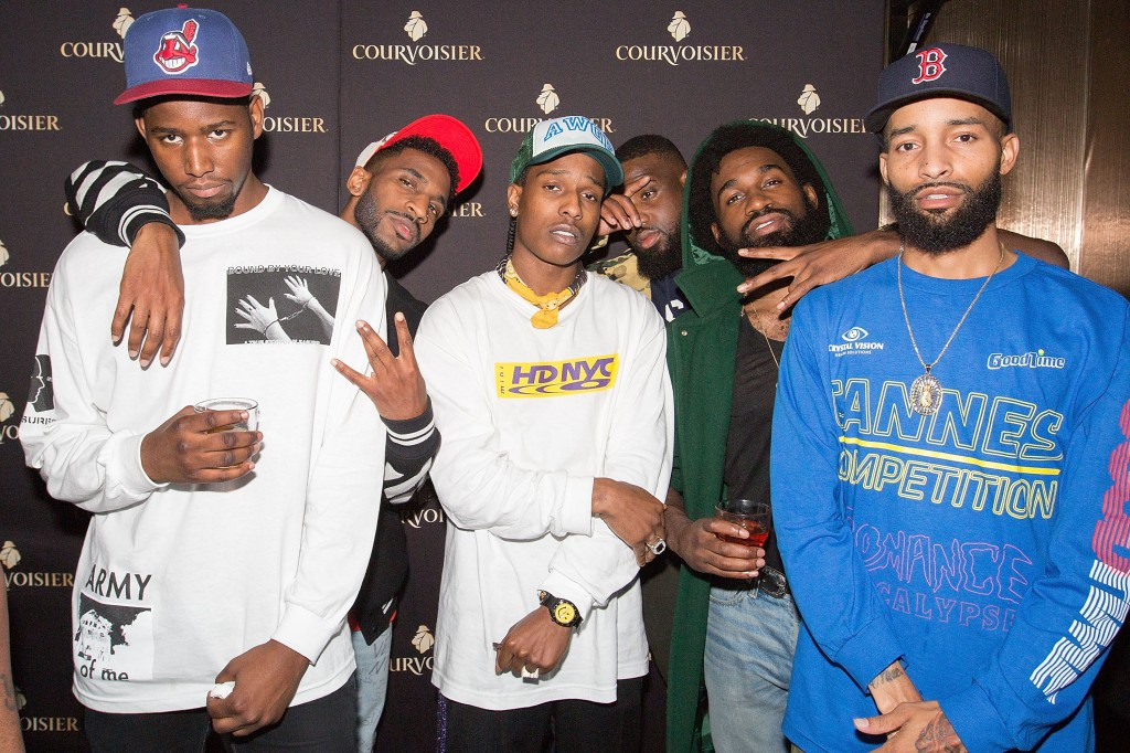 Too Cozy Tour After-Party Event Hosted by Courvoisier Cognac