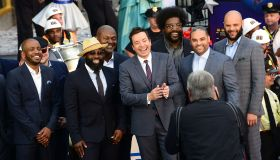 Grand Opening of Universal Orlando's Newest Attraction 'Race Through New York Starring Jimmy Fallon'