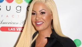 Amber Rose Hosts Auditions For 'Chocolate Rose' At The Chocolate Lounge In Las Vegas