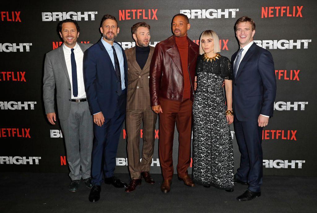'Bright' - European Premiere - VIP Arrivals