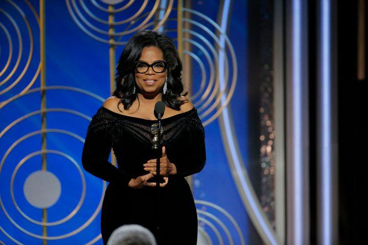 Oprah Winfrey - Tennessee State University