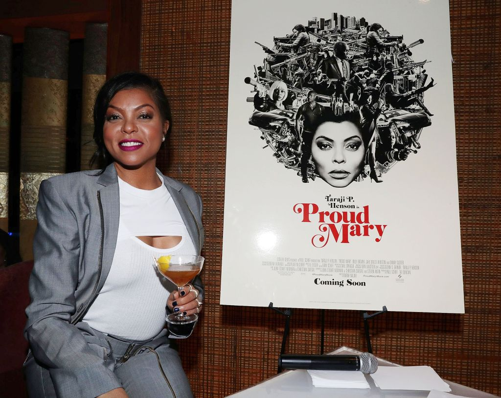 Hennessy VSOP Privilege's Taraji P. Henson Dinner