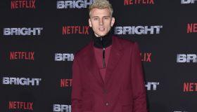 Premiere Of Netflix's 'Bright'