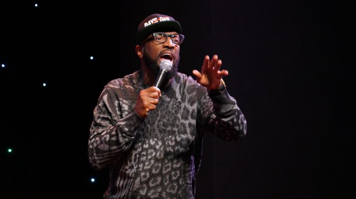 Rickey Smiley At The StarDome In Birmingham, Alabama