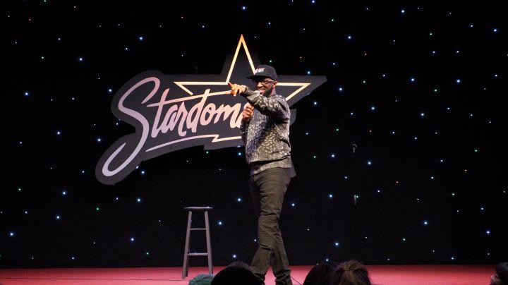Rickey Smiley At The StarDome In Birmingham, Alabama