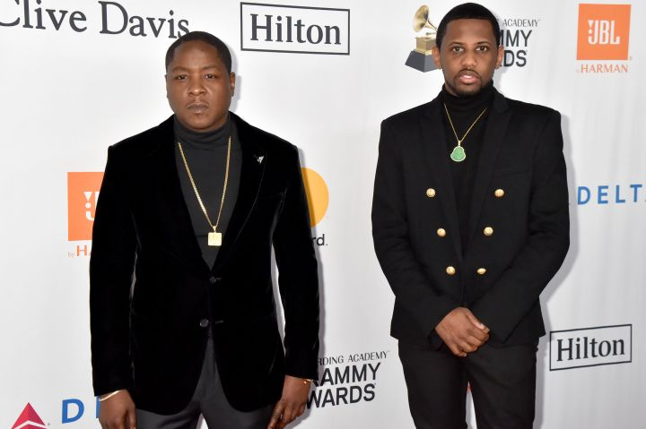 Grammy Salute To Industry Icons Honoring Jay-Z – Arrivals