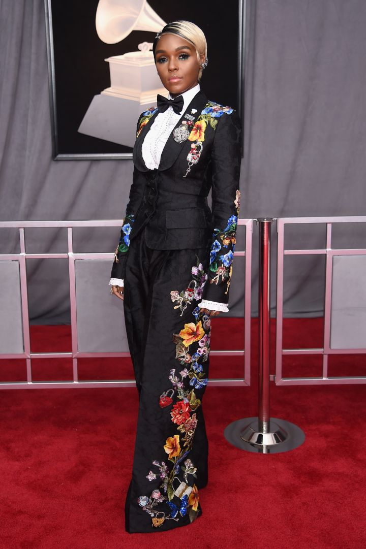 60th Annual GRAMMY Awards – Red Carpet