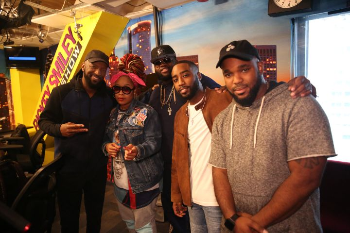 Rickey Smiley, Da Brat, Wavyy Jonez, Marcc Rose, Headkrack