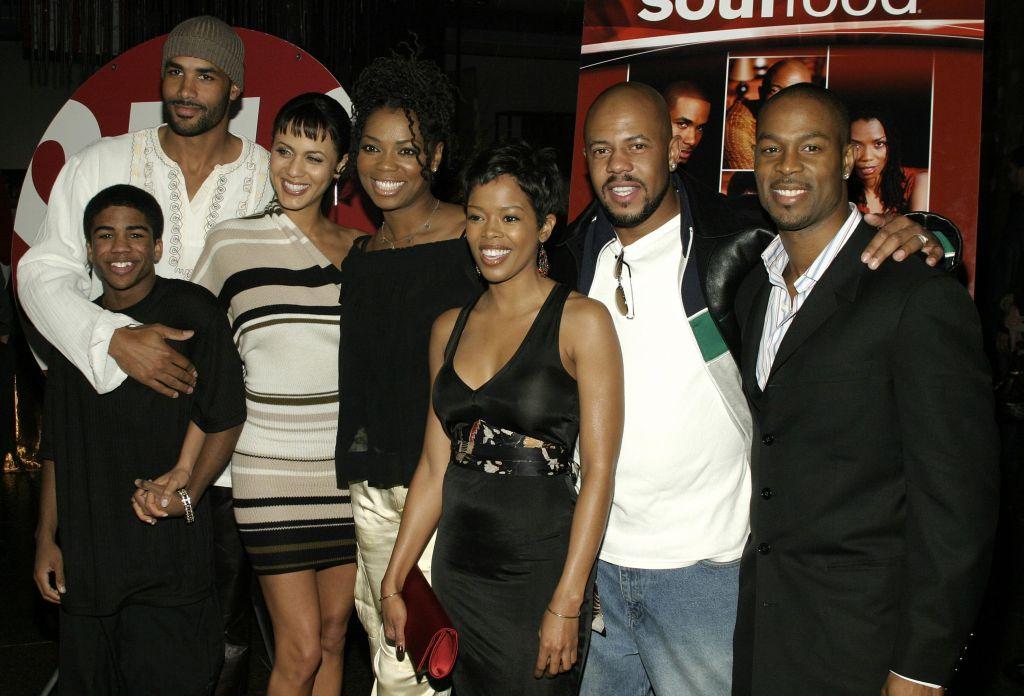 The Premiere Screening of the Original Series 'Soul Food'
