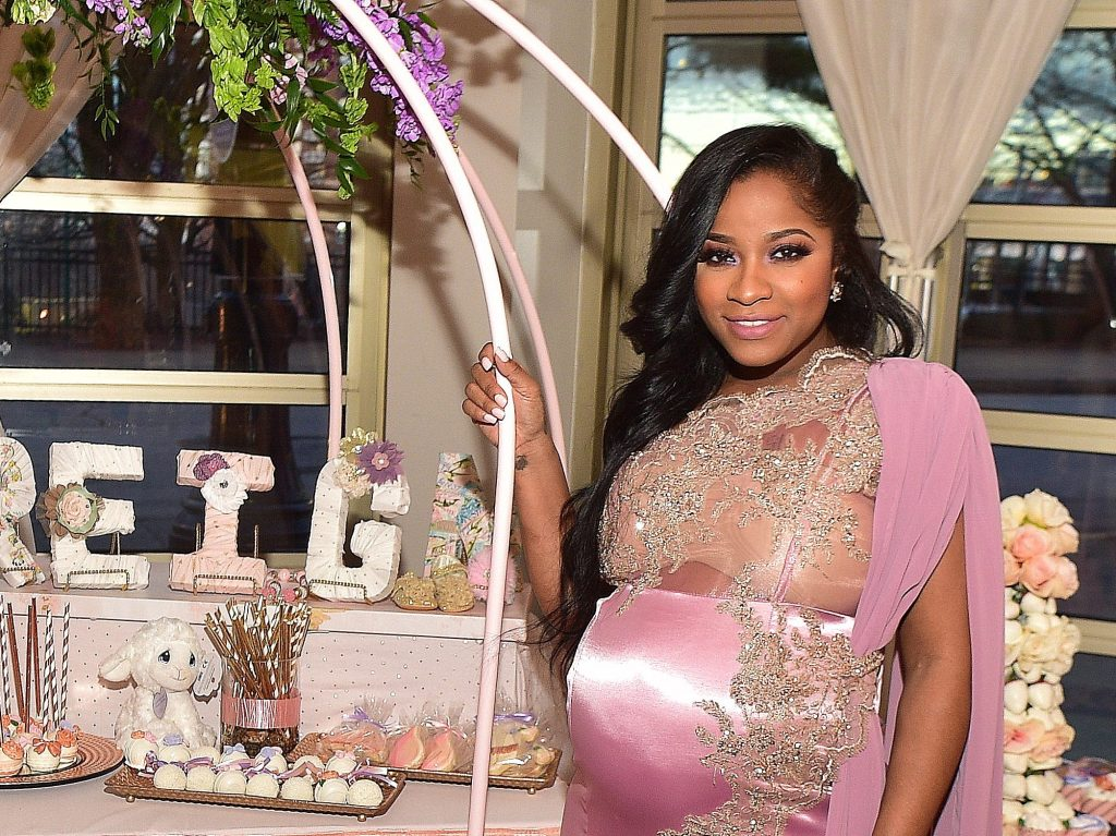 Toya Wright's Baby Shower