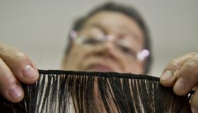COLOMBIA-HEALTH-CANCER-WIGS