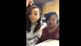 Koryn Hawthorne & Juicy