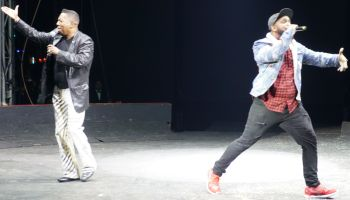 Headkrack & Gary With Da Tea At The UniverSoul Circus! [PHOTOS]