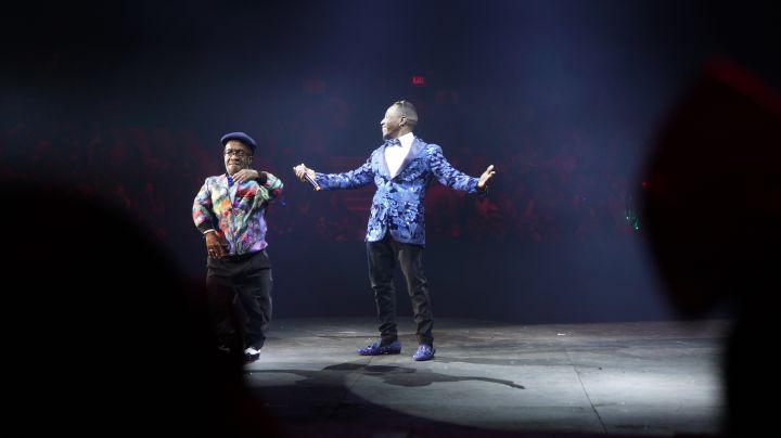 Headkrack & Gary With Da Tea At The UniverSoul Circus! [PHOTOS]