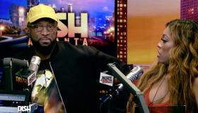 Rickey Smiley & Porsha Williams on Dish Nation