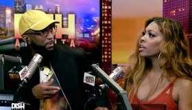 Rickey Smiley and Porsha Williams