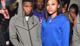 NBA YoungBoy and Jania Jackson