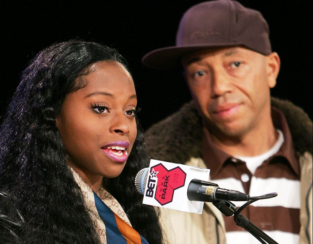 Foxy Brown Press Conference