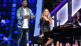 Mariah Carey & Jamie Foxx