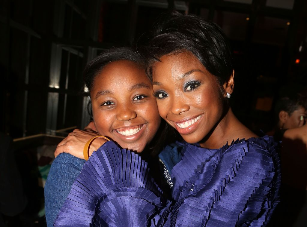 Brandy Norwood's Debut Performance In Broadway's 'Chicago' - After Party