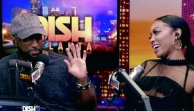 Porsha Williams & Rickey Smiley