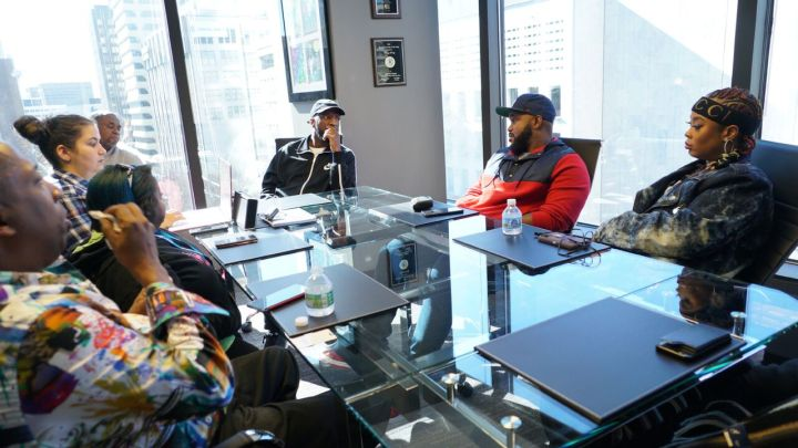 The Rickey Smiley Morning Show Meetings