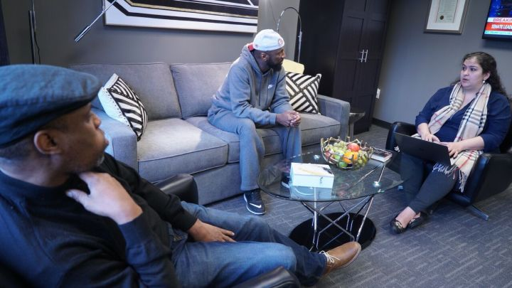 """""""The Rickey Smiley Morning Show"""" Meetings"""