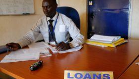 Uganda Microcredit Foundation Bweyale branch office.