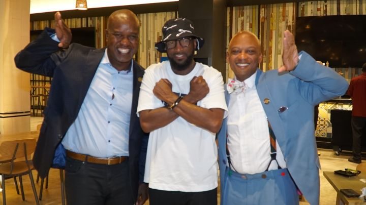 Rickey Smiley At Jazz In The Gardens 2018