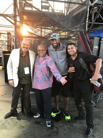 Rickey Smiley Hosts Jazz In The Gardens