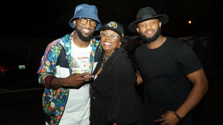 Rickey Smiley Hosts Jazz In The Gardens
