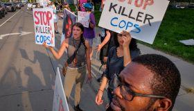 Diamond Reynolds After the Killing of Her Boyfriend, Philando Castile, by a Minnesota Police Officer