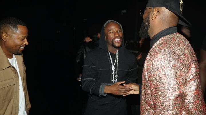 Rickey Smiley Behind The Scenes At The LIT AF Tour