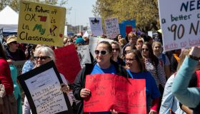 Oklahoma Teachers Strike Enters Third Day