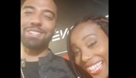 Erica Ash & Christian Keyes